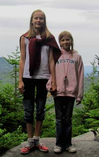 Vermont Lodging Hosts' family photos