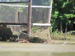 Greven Field, the day after Hurricane Irene