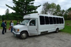 Shuttle Service in Okemo Valley is complimentary  to our Vermont Bed and Breakfast guests
