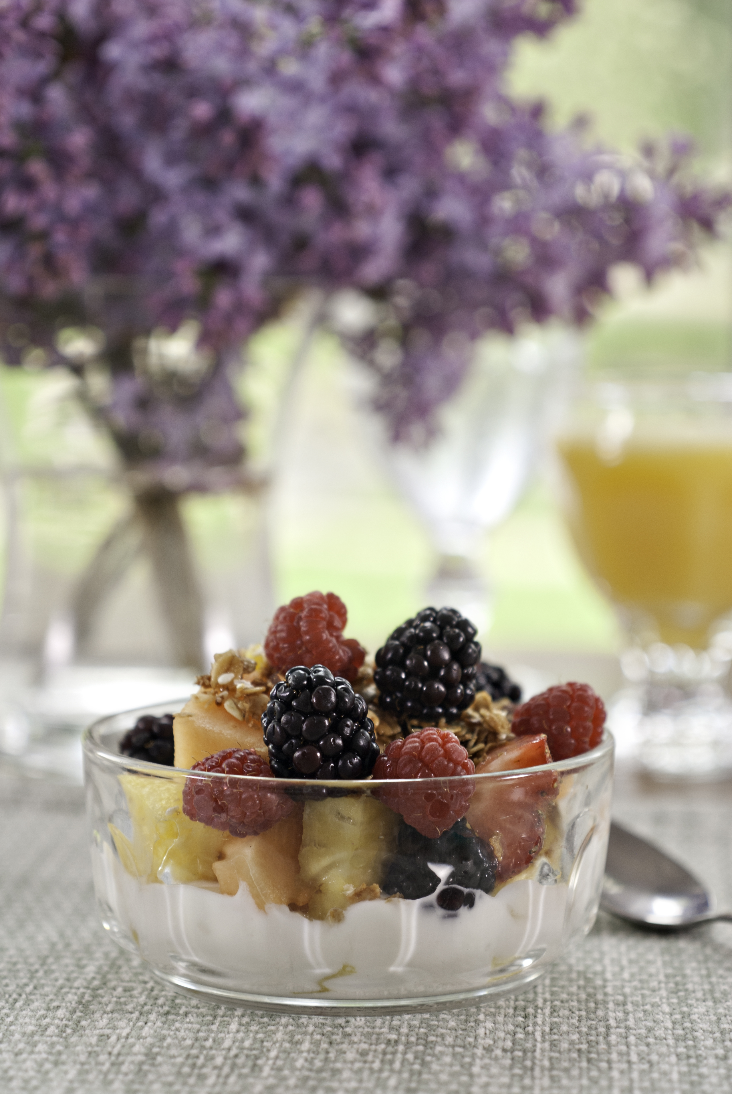 Get Healthy with a Satiating Two Course Breakfast!