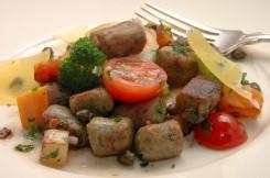 Dinner at Restaurant Verterra