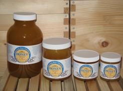 Dancing Bee Gardens Raw Honey