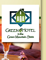 Our VT B&B is sustainable, green, environmentally-conscious and eco-friendly