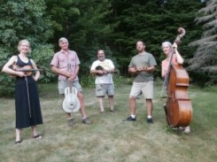 Salt River Revue Plays Near Golden Stage Inn Ludlow VT