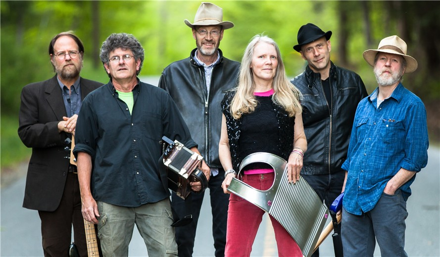 PlanetZydeco at Putney Tavern Lawn concert series