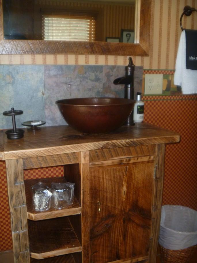 Cornelias Room vanity sink