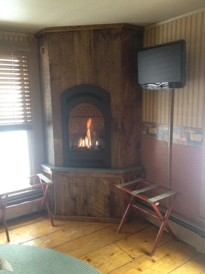 cornelia's fireplace