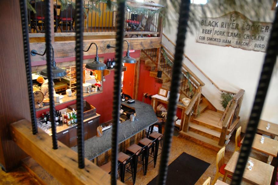 Stemwinder Restaurant Ludlow VT