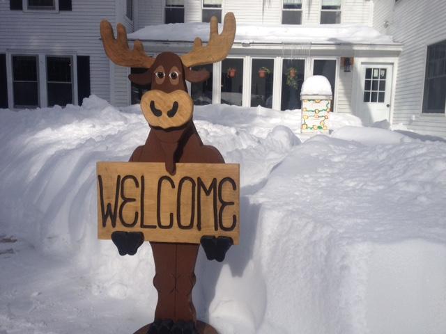 Snowy Inn