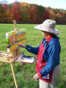fletcher farm art school painter vermont